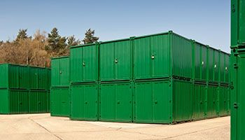 golders green metal storage pod nw11